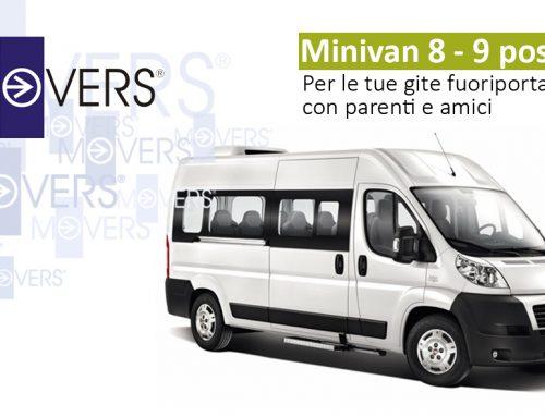 Minivan 8 e 9 posti